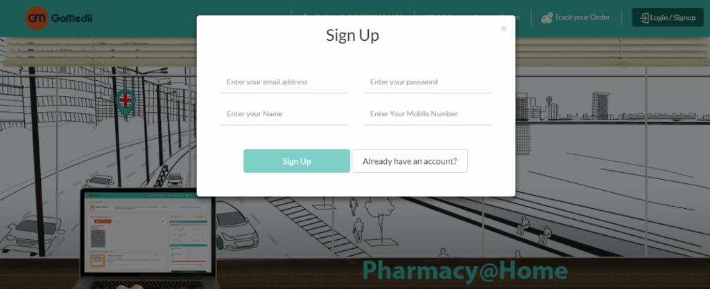 Online Medicine Store Cash On Delivery