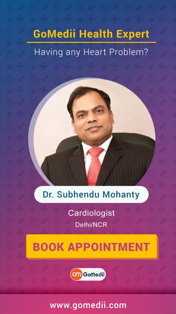 Dr. Subhendu Mohanty - Best Cardiologist In Noida, Top Cardiologist In Noida, Best Cardiologist Near me, Best Heart Specialist In Delhi/NCR, Cardiologist In Noida
