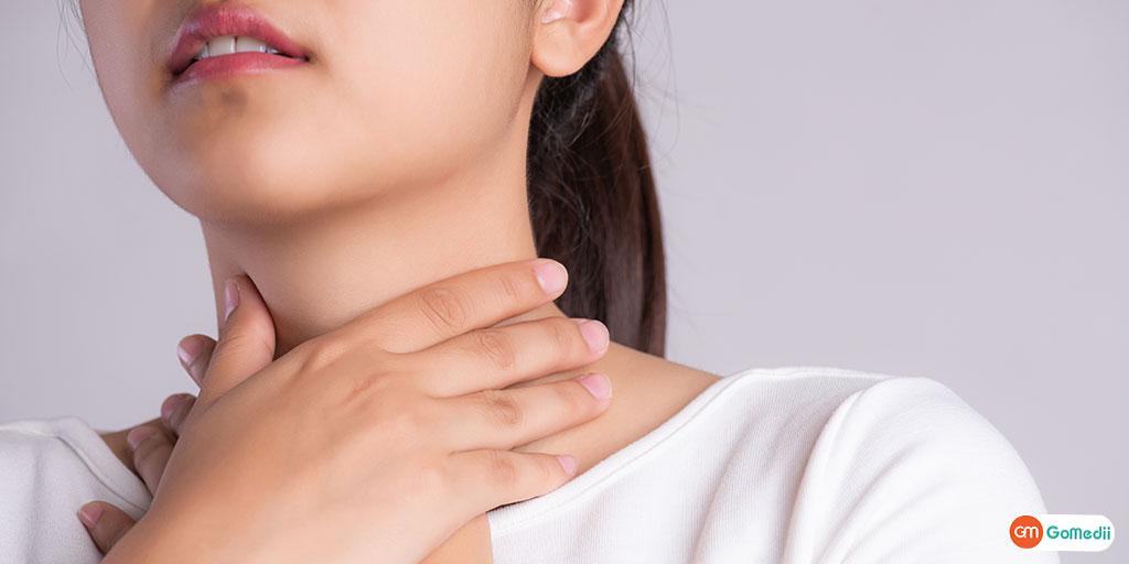 फैरिंजाइटिस (Pharyngitis) क्या है, इसके लक्षण और उपचार-GoMedii