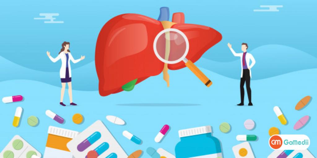 जाने लिवर बायोप्सी (Liver Biopsy) क्या है और यह क्यों की जाती है?-GoMedii